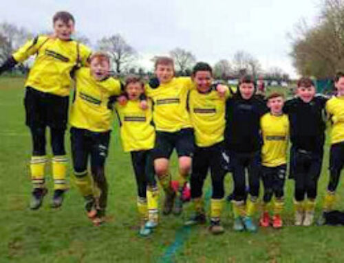 Holbrook Hornets Buzzing after FA Grassroots Club Accolade