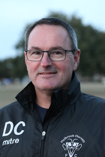 Darren Cooper