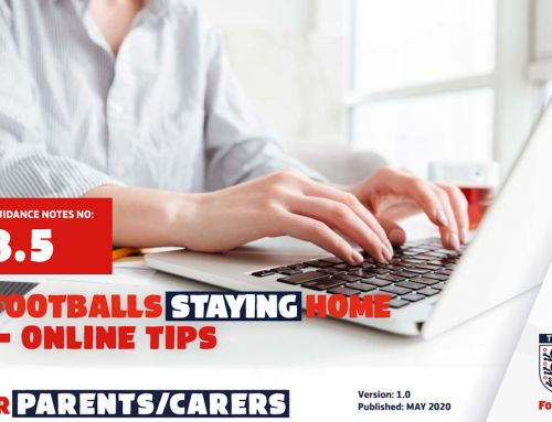 NEW: Online Tips For Parents & Carers