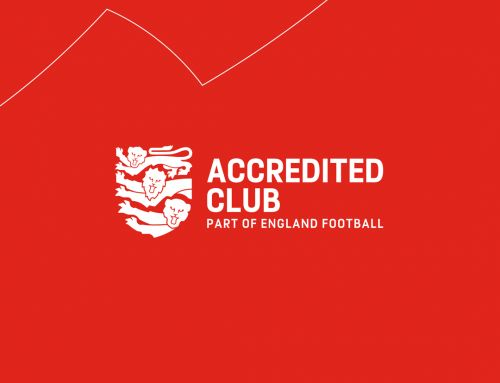 We are a 2 star England Football accredited club